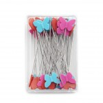 Plastic-headed pins Prym