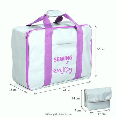BAG FOR HOUSEHOLD SEWING MACHINE