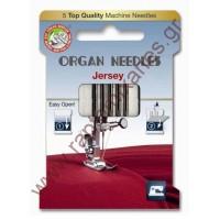 NEEDLES ORGAN 80/12  JERSEY